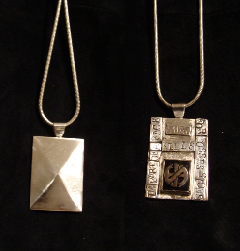crass pendant